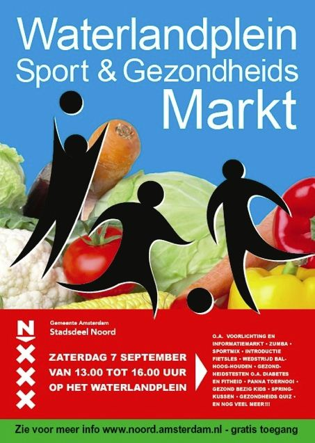 Gezondheids markt
